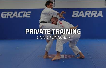 Gracie Barra Private Training