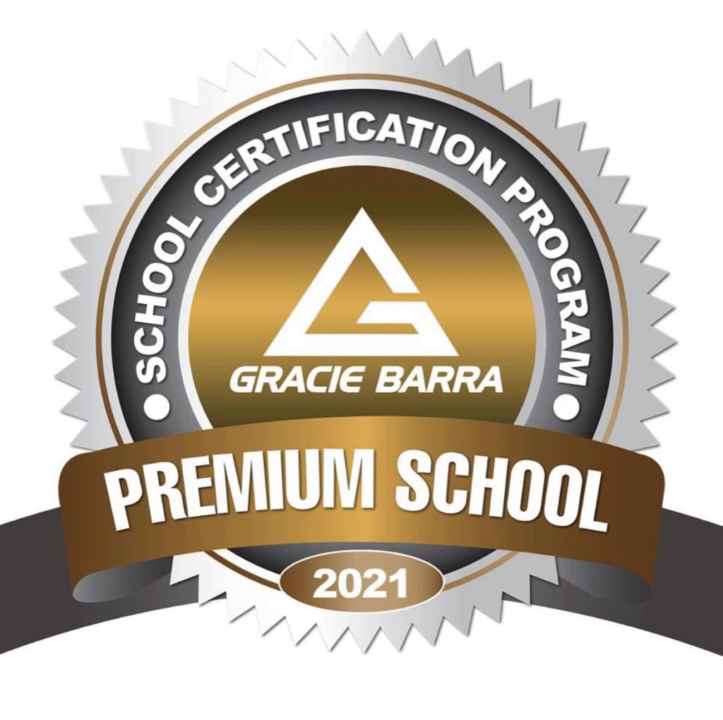 Gracie Barra Premium School